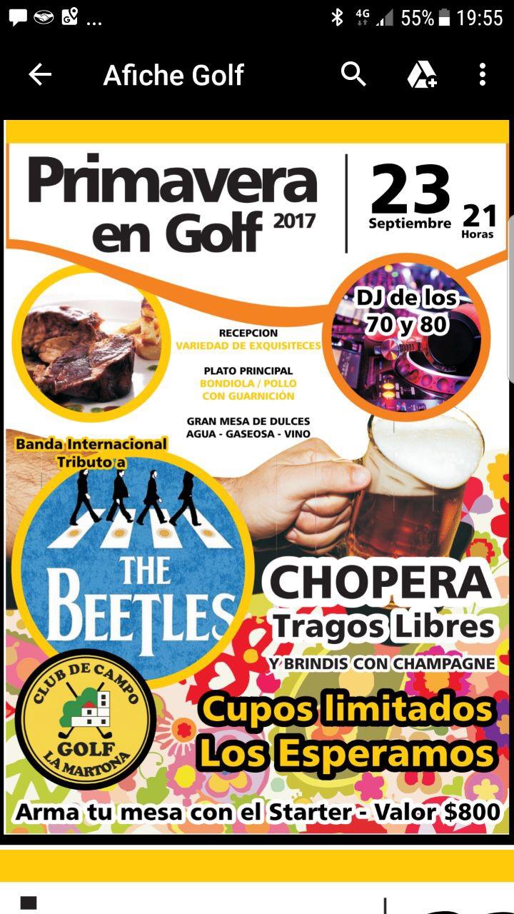 Afiche 23 de Septiembre 2017